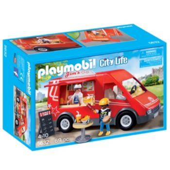 Playmobil Food Truck Playset - 5632
