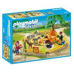 Playmobil Wild Animal Enclosure - 5968