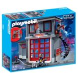 Playmobil Fire Rescue Station Set - 5981
