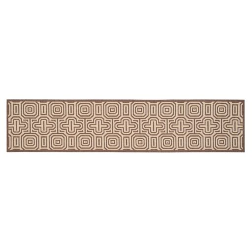 Safavieh Courtyard Geometric Print Indoor Outdoor Rug