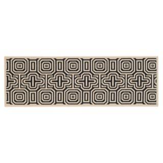 Safavieh Courtyard Geometric Print Indoor Outdoor Rug
