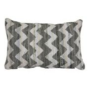 Simple By Design Chevron Chindi Throw Pillow
