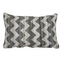 Simple By Design Chevron Chindi Throw Pillow