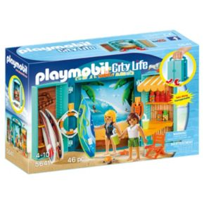 Playmobil Surf Shop Play Box - 5641