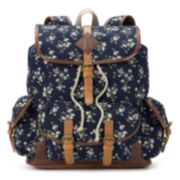 Mudd® Jessica Floral Backpack