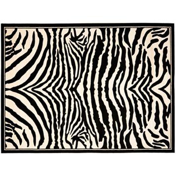 Safavieh Lyndhurst Zebra Rug