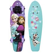 Disney's Frozen 21 in Wood Skateboard - Girls