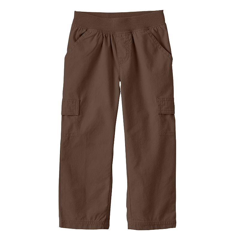 Jumping Beans® Cargo Canvas Pants - Toddler Boy