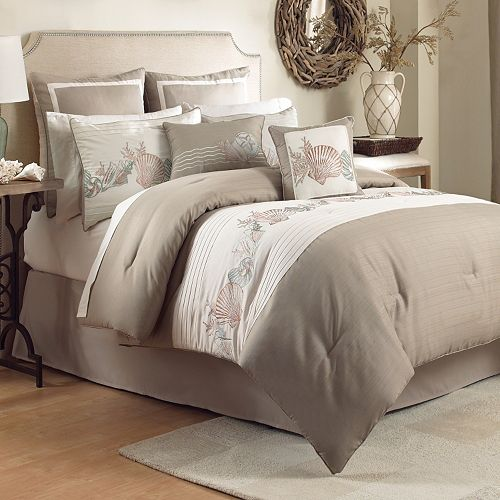 Chapel Hill by Croscill Seashore 4-pc. Comforter Set - Queen