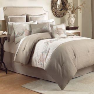 Chapel Hill by Croscill Seashore 4-pc. Comforter Set - King