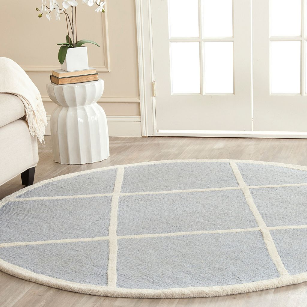 Safavieh Cambridge Lattice Tile Wool Rug