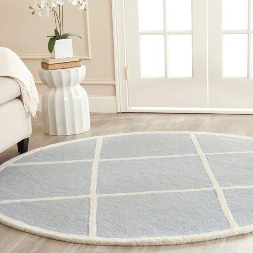 Safavieh Cambridge Lattice Tile Wool Rug