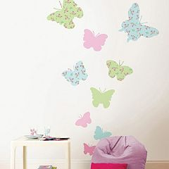 Fun4Walls Butterflies Wall Decal Set