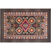 Safavieh Monaco Brown Geometric Rug