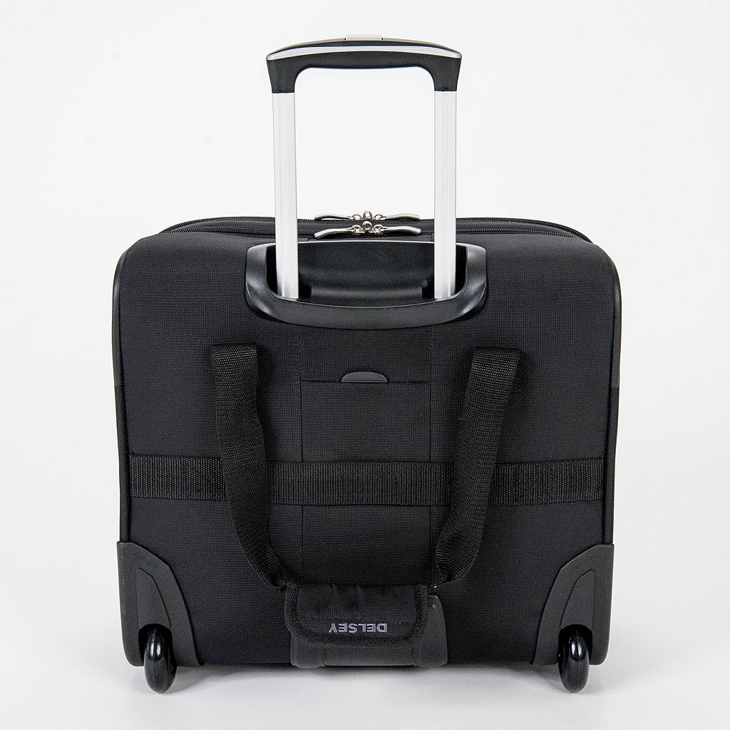 Delsey Air Superlite Wheeled Tote Carry-On