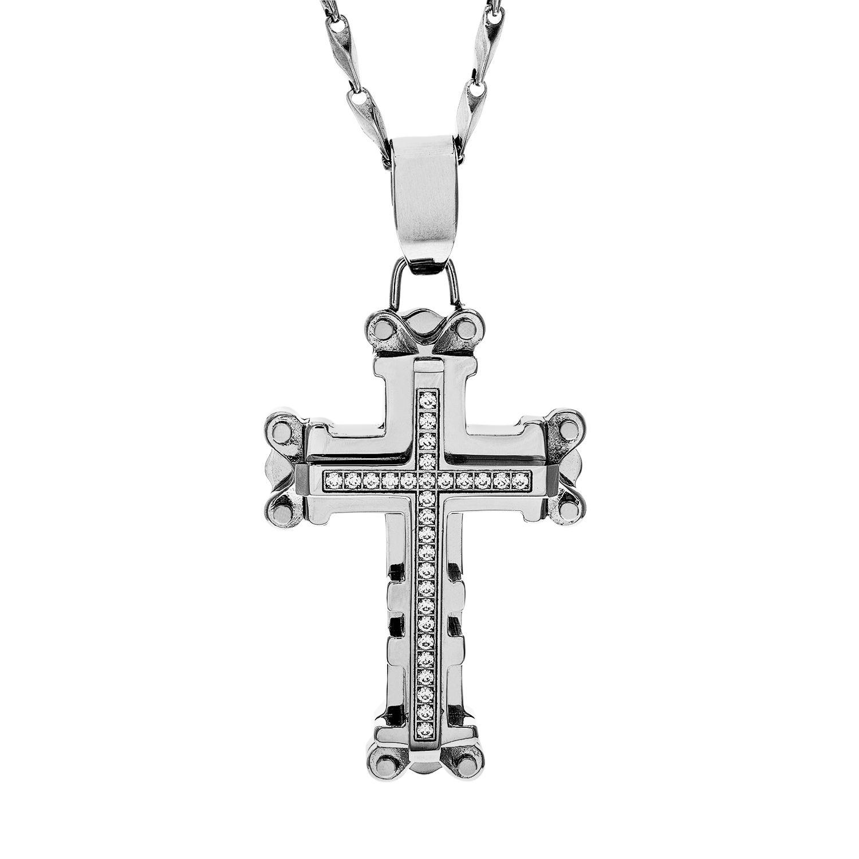 9ba2d01f3abe3 Cross Necklaces