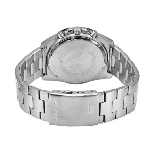 Casio Men's EDIFICE Stainless Steel Solar Chronograph Watch - EFR545SBDB-1BVCF