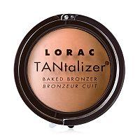 LORAC TANtalizer Matte Baked Bronzer