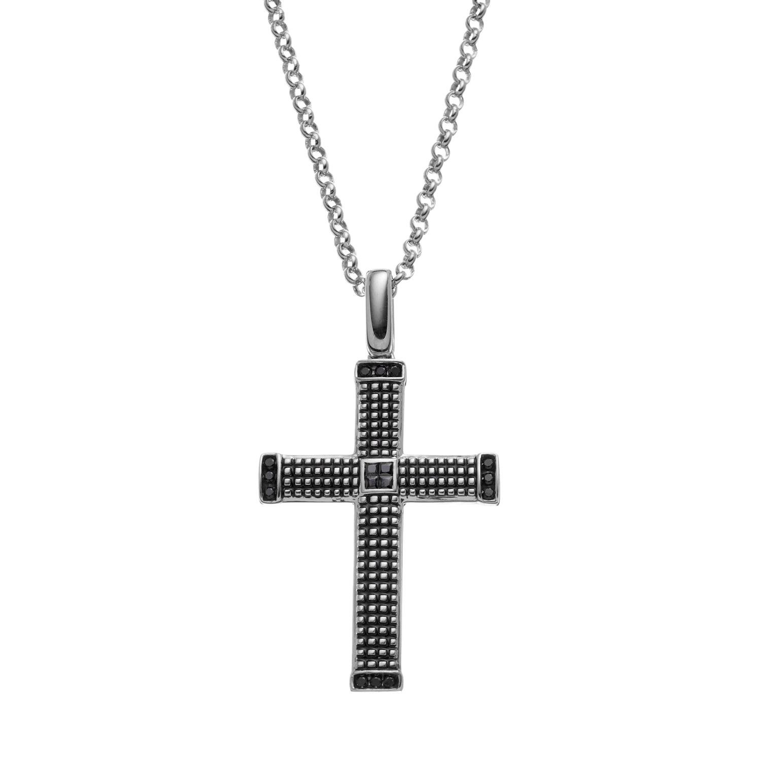 3324e177e346e Cross Necklaces | Kohl's