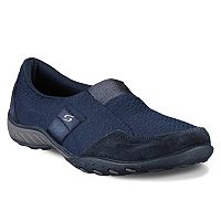 Skechers Relaxed Fit Breathe Easy Resolution Women's Slip-On Walking Shoes