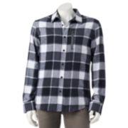 Tony Hawk® Plaid Flannel Shirt - Men