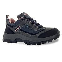 Hi-Tec Hillside Jr. Girls' Waterproof Low-Top Hiking Shoes