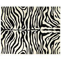 Safavieh Soho Zebra Wool Rug