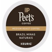 Keurig® K-Cup® Pod Peet's Coffee Brazil Minas Naturais Medium Roast Coffee - 16-pk.