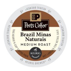 Keurig® K-Cup® Pod Peet's Coffee Brazil Minas Naturais Medium Roast Coffee - 16-pk.