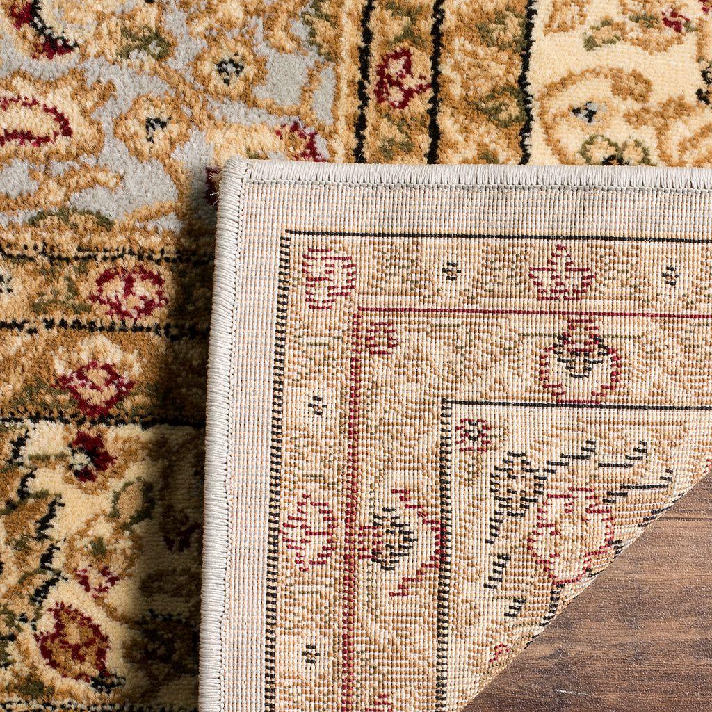 Safavieh Lyndhurst Framed Floral Vine Rug