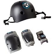 Kryptonics Helmet & Pads Set - Adult
