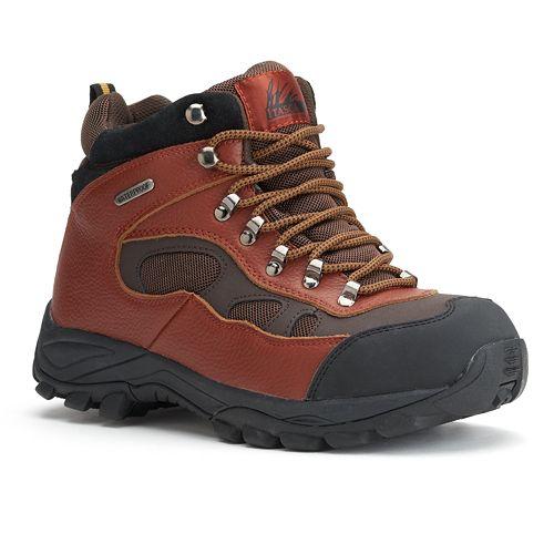 Itasca Contractor Men's Steel-Toe Hiking Boots
