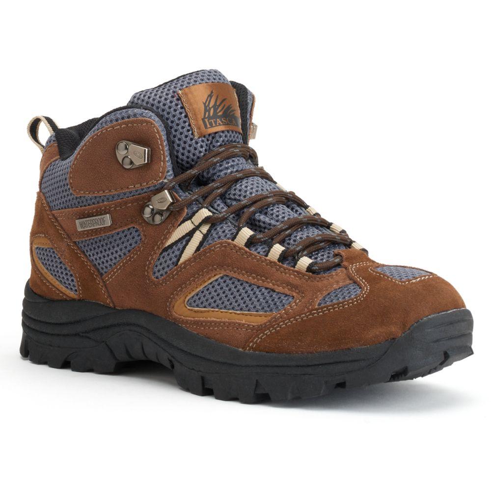 Itasca Ridgeway Men S Lightweight Hiking Boots