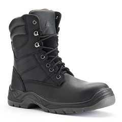 Itasca Authority 8 Men's Waterproof Steel-Toe Work Boots