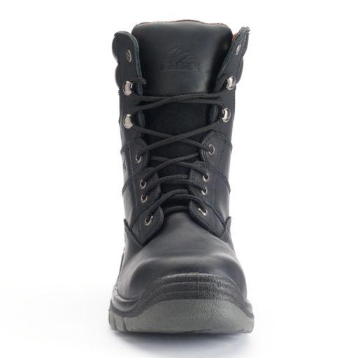 Itasca Authority 8 Men's Waterproof Steel-Toe Work Boots