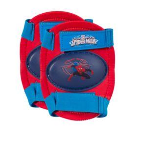 Marvel Spiderman Roller Skates & Knee Pads Set - Boys