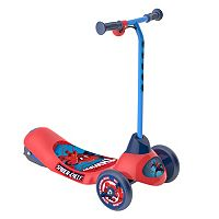 Marvel Spider-Man Safe Start 3-Wheel Electric Scooter - Boys