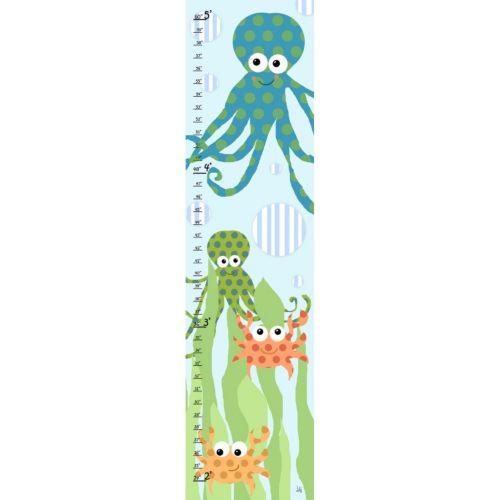 Green Leaf Art Octopus & Crab ...