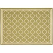 Safavieh Courtyard Trellis Indoor Outdoor Rug