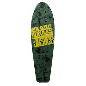 """Teenage Mutant Ninja Turtles """"Turtles Of Justice"""" 21-in. Wood Skateboard - Boys"""