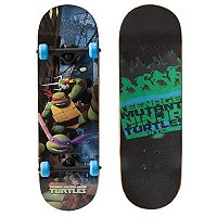 Teenage Mutant Ninja Turtles Donatello & Raphael 28-in. Wood Skateboard - Boys