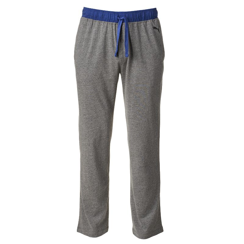 PUMA Contrast Waistband Lounge Pants - Men
