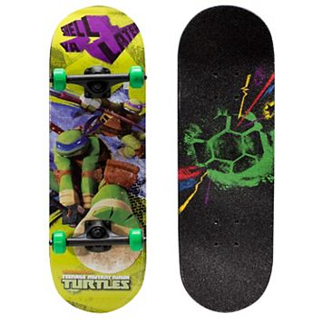 Teenage Mutant Ninja Turtles Donatello & Leonardo 28-in. Wood Skateboard - Boys