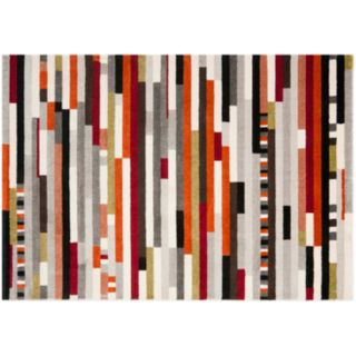 Safavieh Porcello Geometric Striped Rug