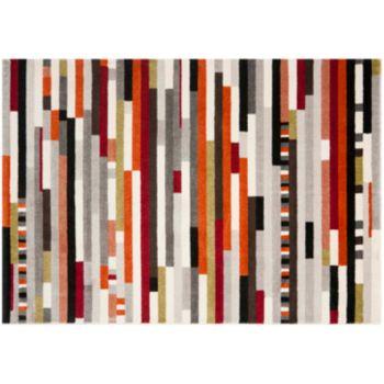 Safavieh Porcello Geometric Striped Rug
