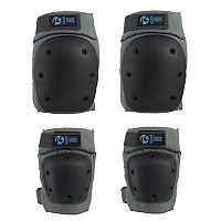 Kryptonics Elbow & Knee Pads Set - Adult