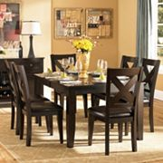 HomeVance Englewood 7 pc Dining Set