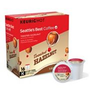 Keurig® K-Cup® Seattle's Best Coffee Toasted Hazelnut Coffee - 16-pk.