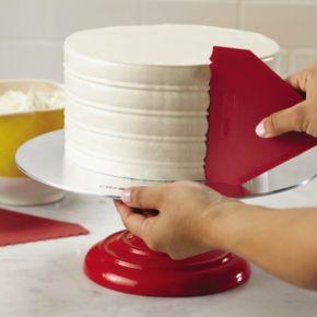 Cake Boss Tools & Gadgets 2-pc. Plastic Icing Comb Set