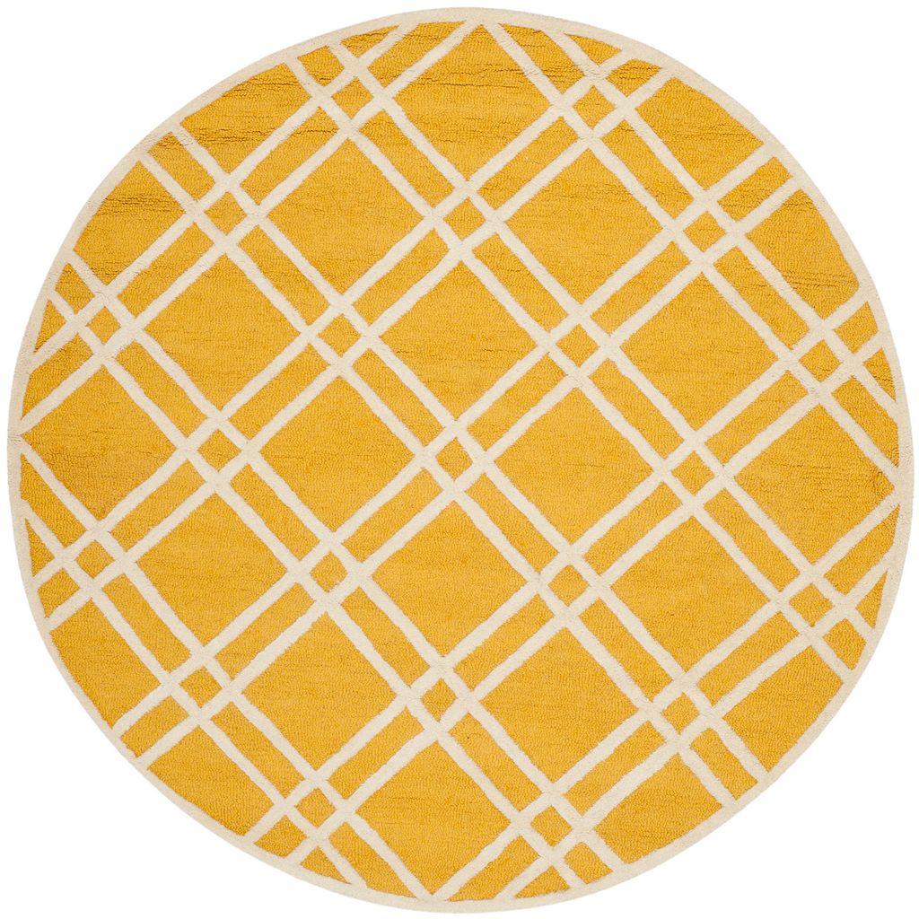 Safavieh Cambridge Lattice Wool Rug